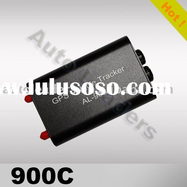 GPS/GSM/GPS mini AVL box with online tracking software