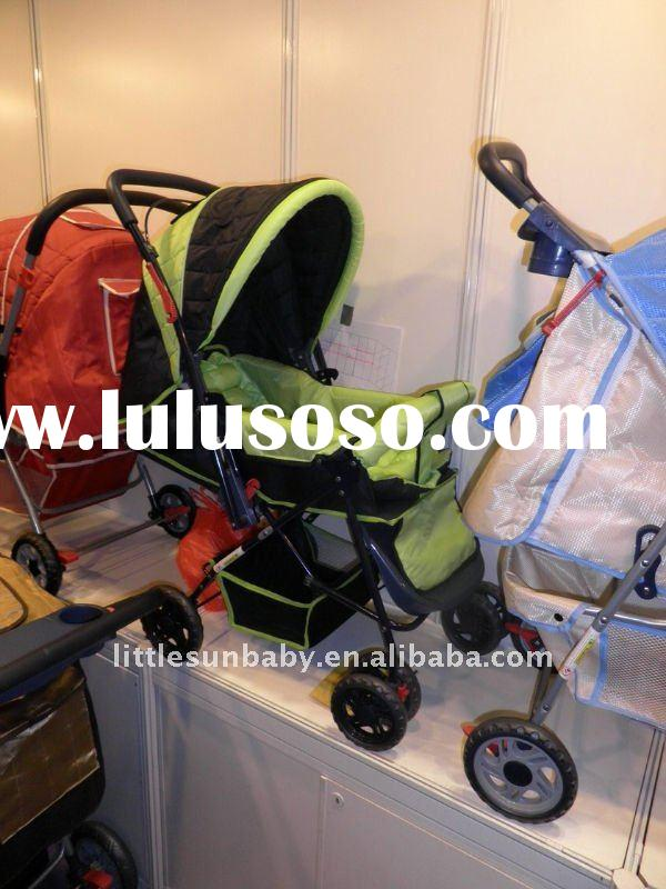 Good baby doll stroller with car seat 309