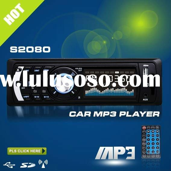 Hotting selling FM Car MP3 Player with transmitter and USB/SD/Radio S 2080