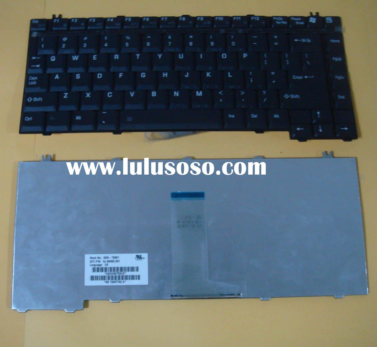 Laptop Keyboard for Toshiba Satellite Pro L300 L305 - V000120250