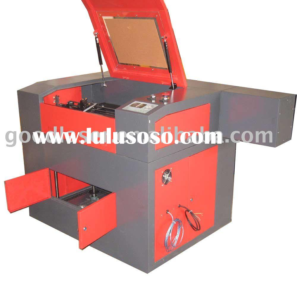 Laser Engraving Machine for Round Objects