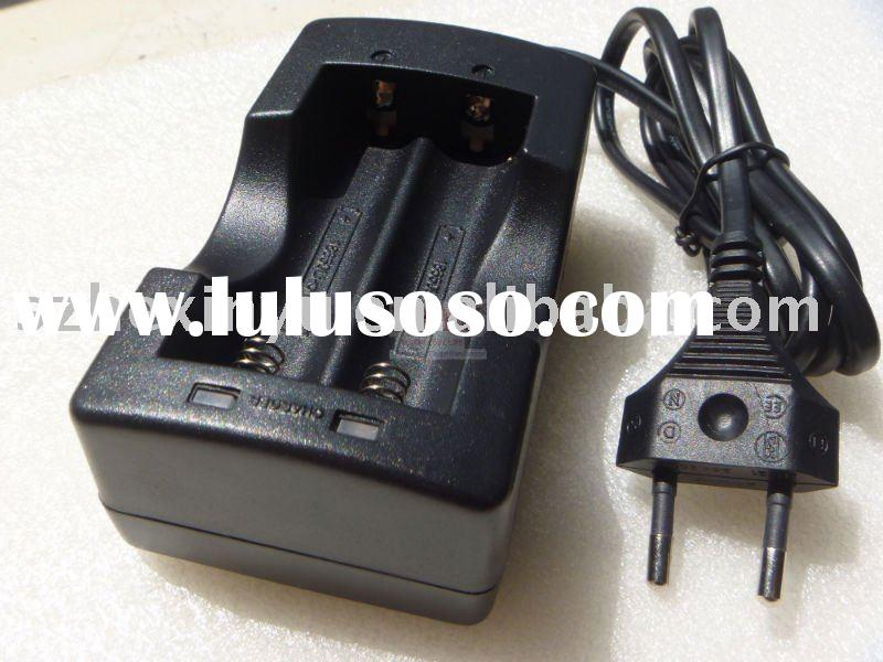 Li-ion 18650 Battery Charger HXY-18650-2A