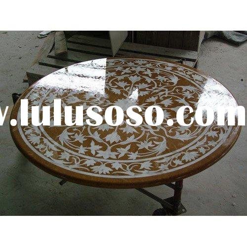 Marble Top Table,Dinner Table,Home Table