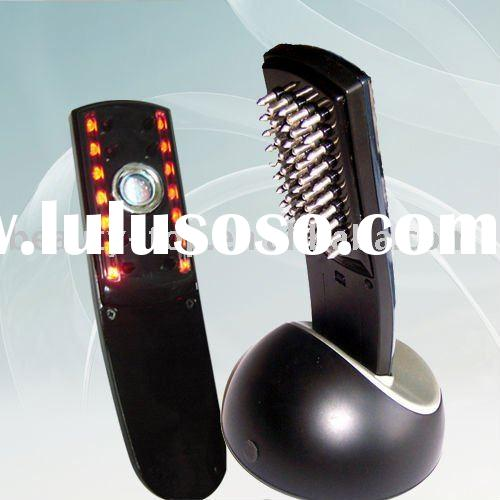 Mini Laser hair growth massager comb