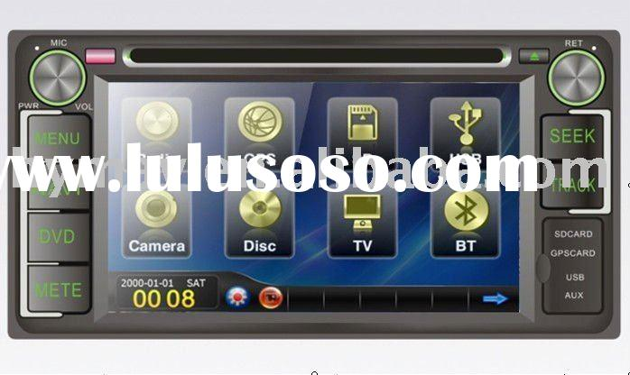 NEW Toyota Hilux car audio DVD with GPS