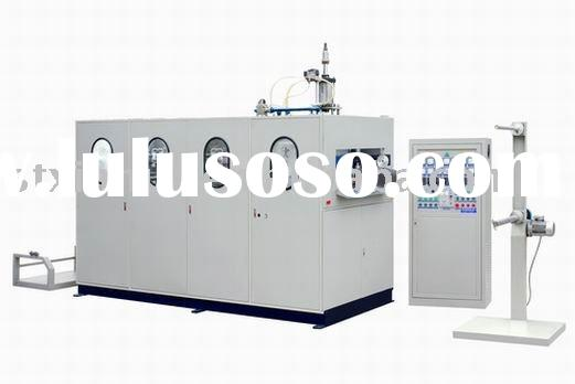 New Disposable Plastic Cup maker machine