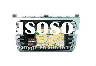 New GPS Navigation System for mazda 6 09-11 Media player with Radio
