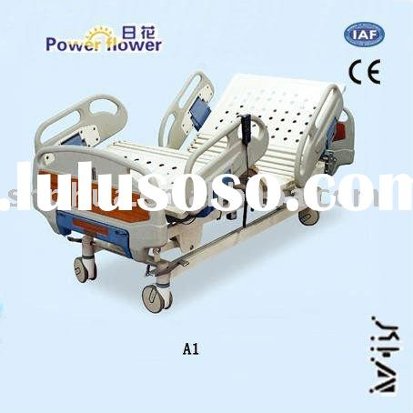 New type ICU electric lifting medical bed