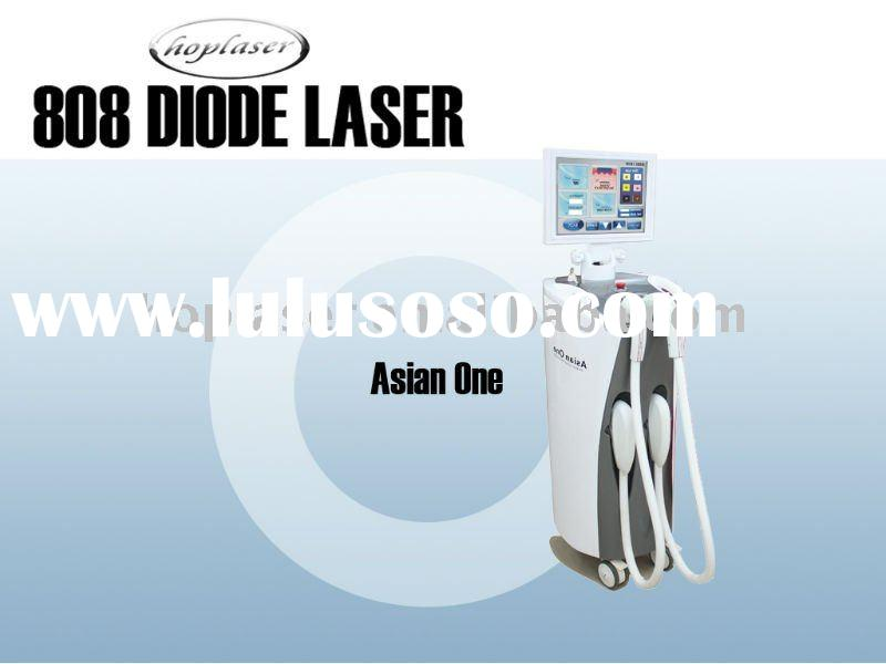New version light sheer 808nm painless hair removal diode laser