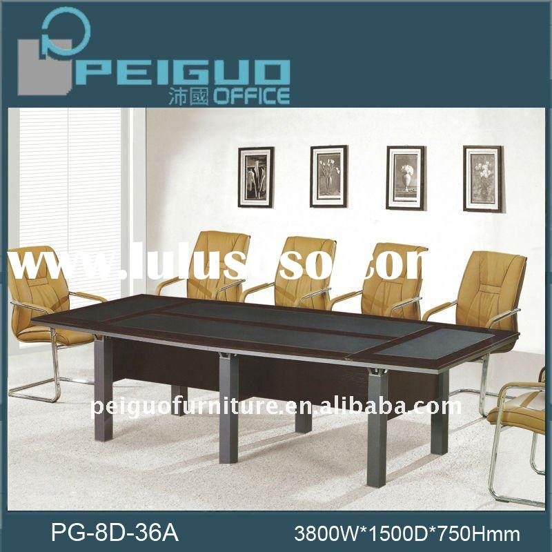 PG-8D-36A Simple long conference table