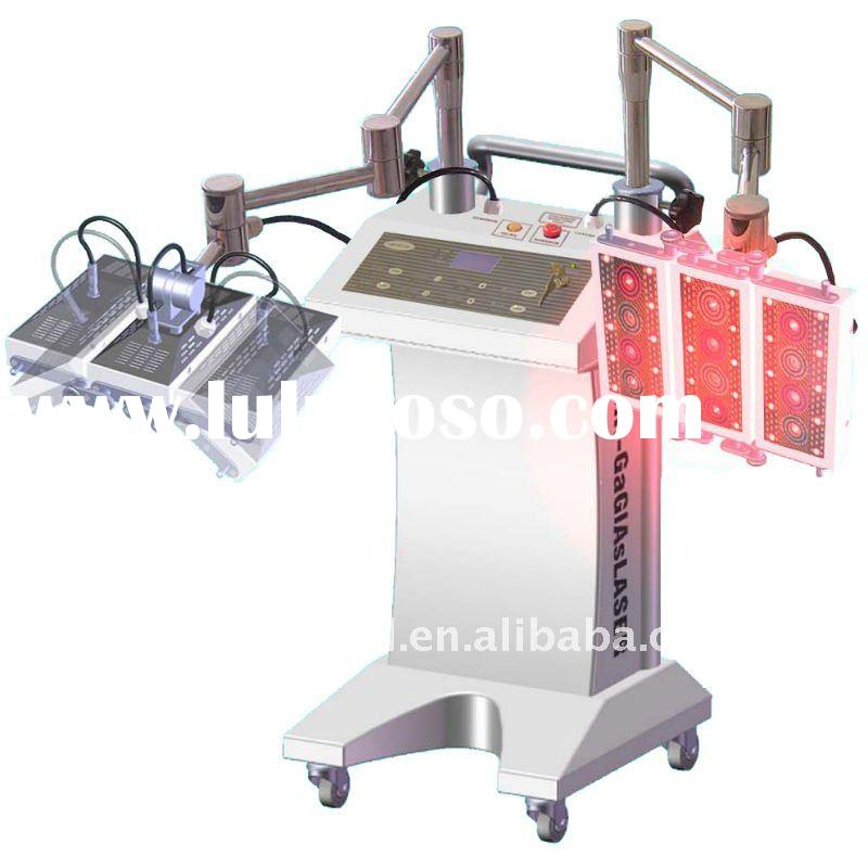 Relieving pain low level laser machine