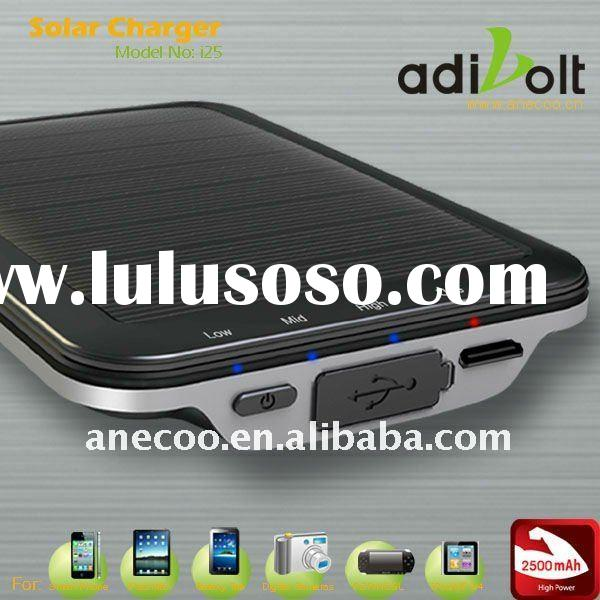 Solar Panel Charger for Mobile Phone