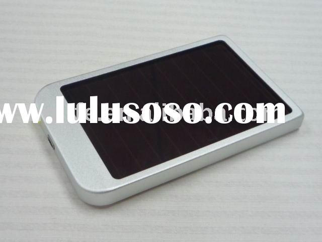 Solar cell phone charger,can charge mobile phone,GPS,MP3/MP4,digital cameras,PDA etc