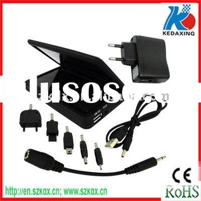 Solar energy product for charging mobile phone