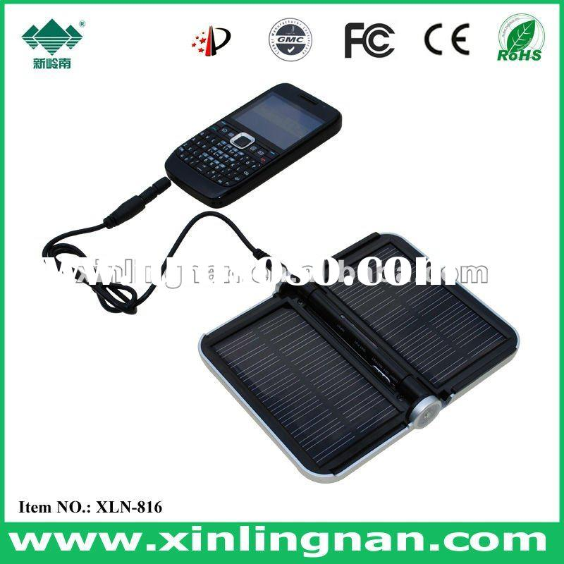 Solar phone charger, portable charger, solar mobile charger
