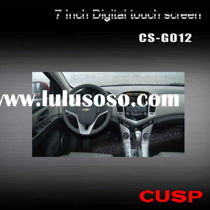 TOUCH SCREEN GPS NAVIGATION SYSTEM FOR CHEVROLET CRUZE / DAEWOO LACETTI