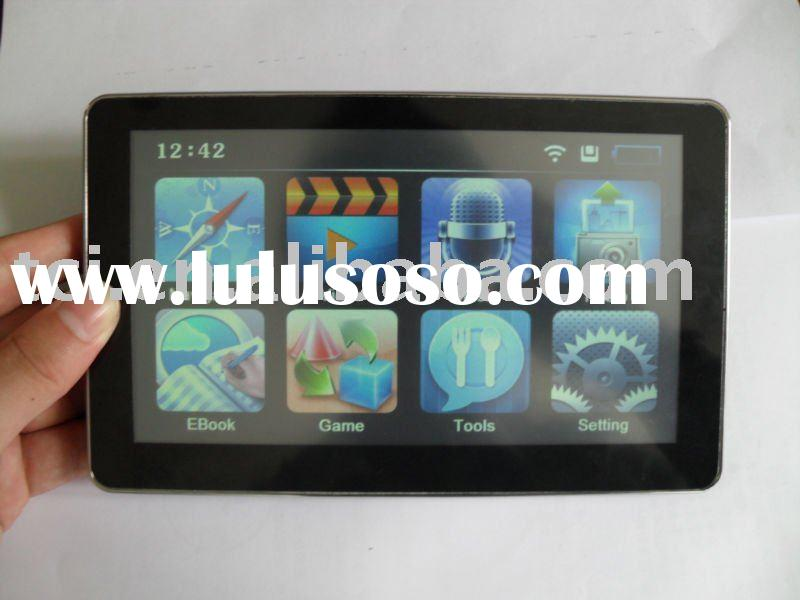 "The best 7"" gps navigator,Car gps navigation 7 with Built-in 2GB+SDRAM 128+Bluetooth"