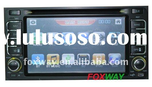 Toyota fj cruiser car radio gps navigation
