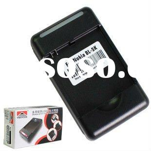 YIBOYUAN high quality mobile battery charger for Nokia BL-5K with USB and LED indicator