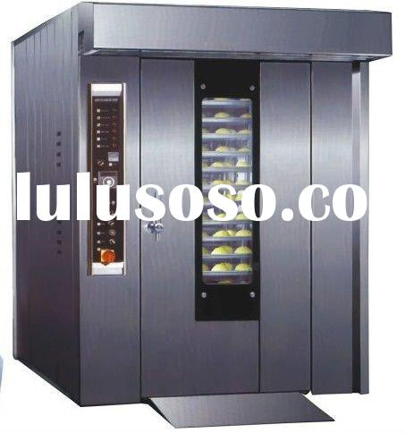 bakery rotary oven/gas rotary oven