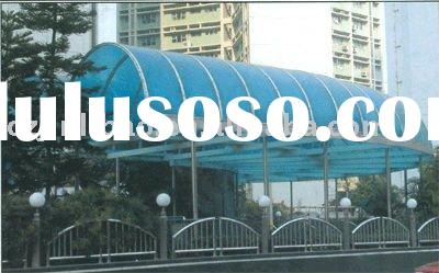 clear sun sheet roofing - Certified manufacturers by SGS
