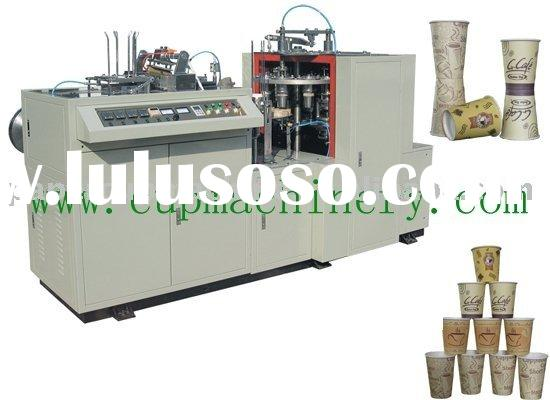 disposable cup machine