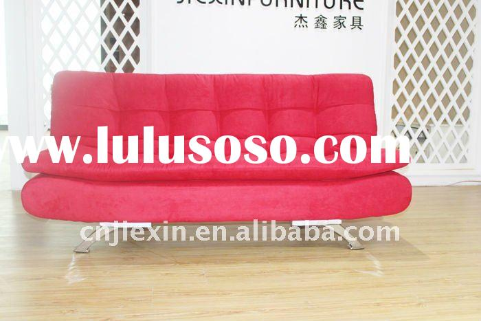 fabric sofa bed , modern design JX-48