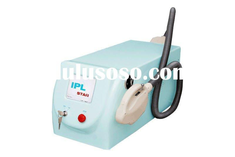 lightsheer IPL hair removal machine
