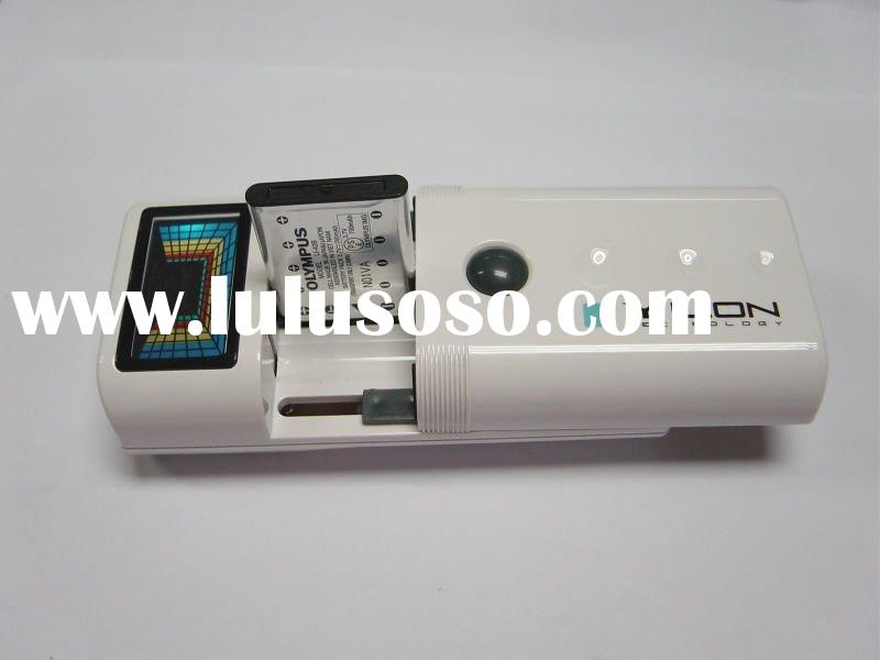 lithium battery charger with discharge function