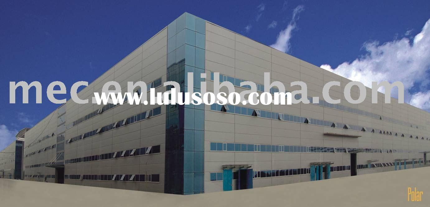 prefabricated steel structure, house, prefab house