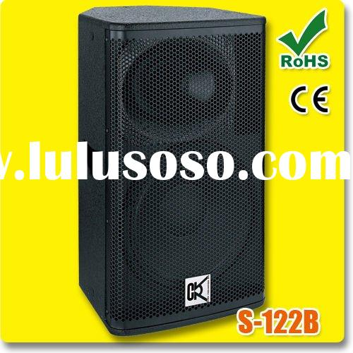 pro audio speaker line array manufacturer indoor & outdoor loudspeaker