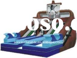 water slide (best material and price)