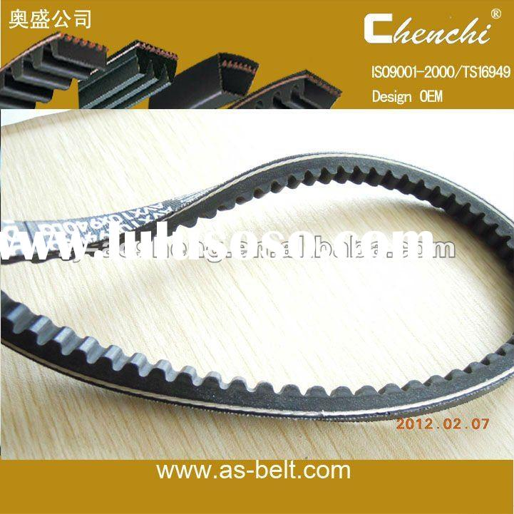 wrapped v belt/plain belt/raw edge cogged v belt/AC belt/for dongil super star A37\B\C\D