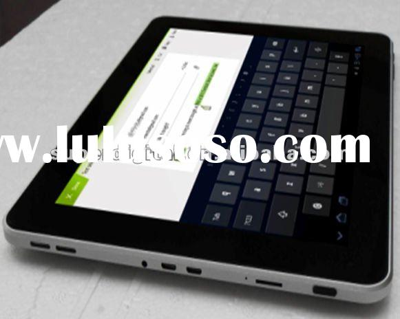 10inch tablet pc andriod 4.0 capacitive touch screen