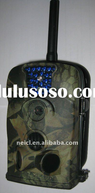 12MP night vision MMS trail hunting camera