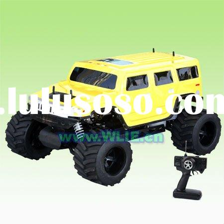 1:4 Remote control car CA-01802, 1/4 gasoline RC car,gas RC car.
