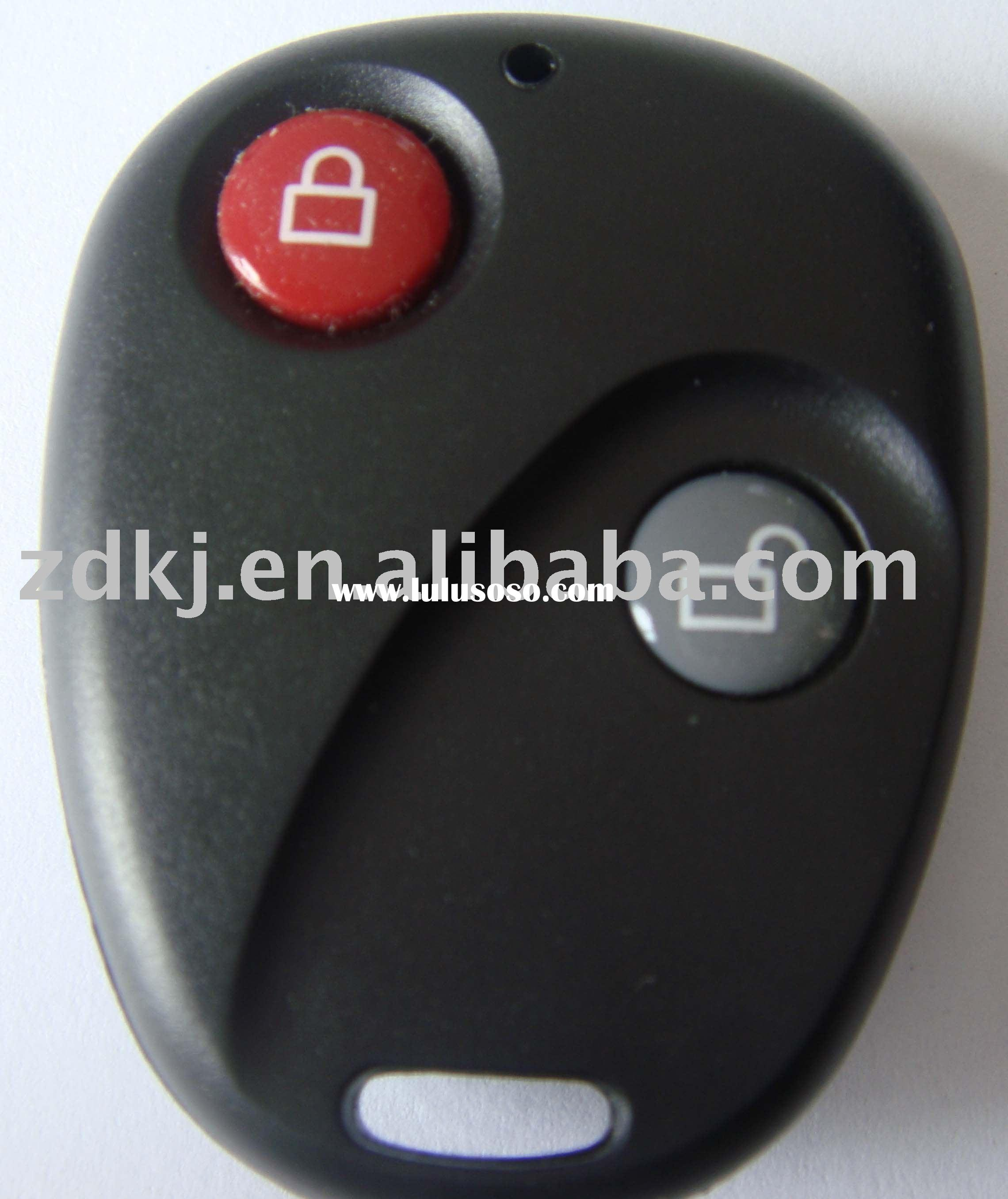 2011 home appliance 2 buttons rf universal remote control for garage door