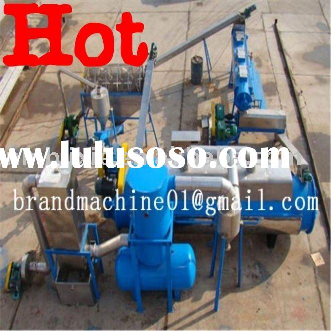 2011 hot selling fish feed machine