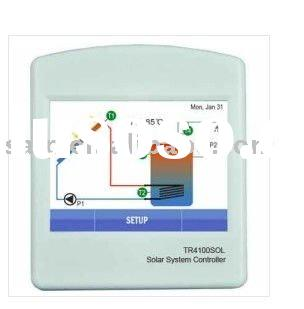 2011 new TFT touch screen Solar System controller