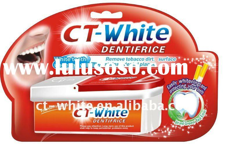 2012 CT-White teeth protection products for wemen