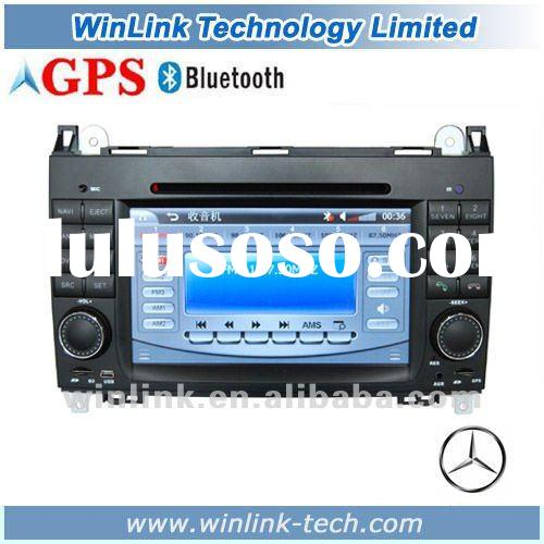 2012 Special 7 inch in dash Benz w169 car dvd gps navigation stereo Radio