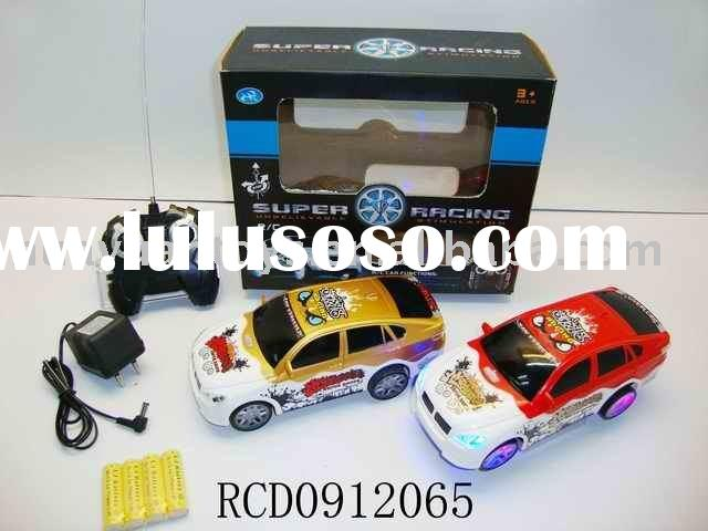 2012 Top Popular good price 4 channel car radio controlled RCD0912065