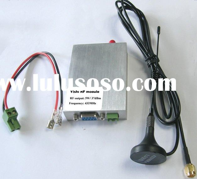 2W RF Module, 433Mhz Wireless Data Transmitter & Receiver, Data Transceiver