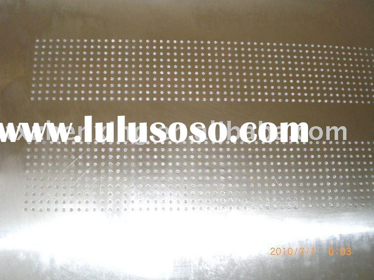304 Stainless steel perforated metal plate