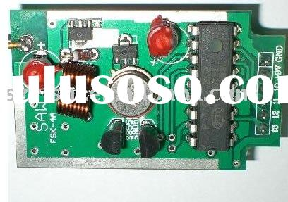 315Mhz 3Km wireless data transmitter board, RF transmitter
