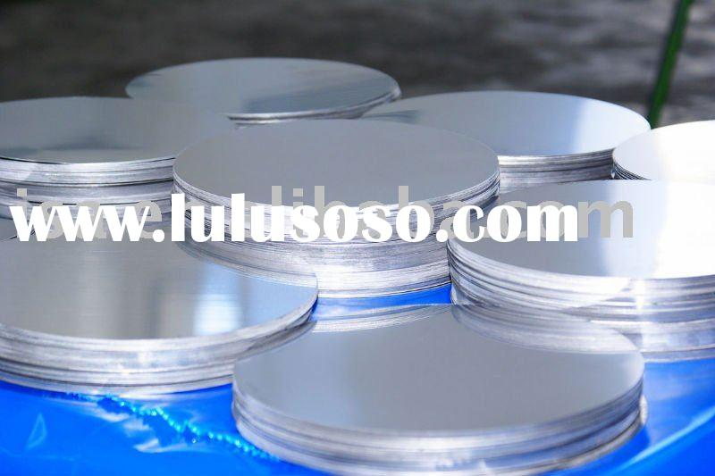 Cold Rolled Stainless Steel Sheet Metal Circles 201