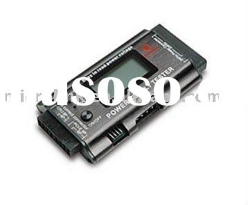 Coolmax LCD PC Power Supply Tester PS-228