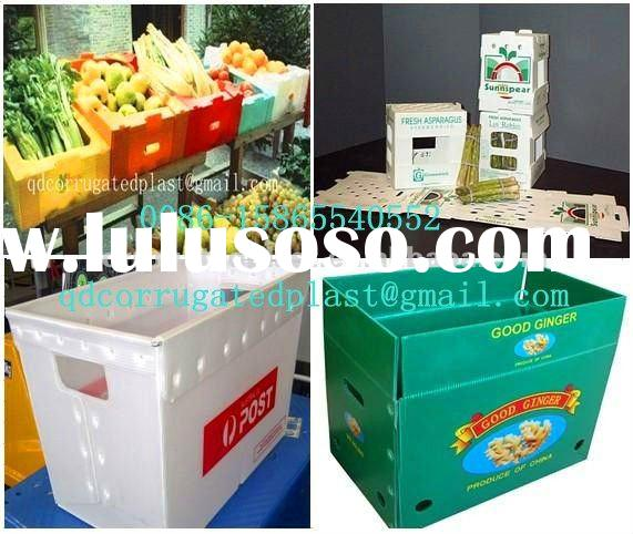 Corrugated PP Box,Plastic Corflute Box