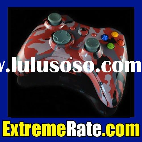 Custom Hydro Dipping Urban Camouflage Replacement Housing For Xbox 360 Controller Shell Repair Parts