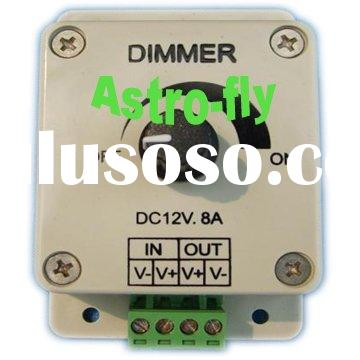 DC12V remote control light dimmer